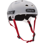 PROTEC CLASSIC BUCKY HELMET Clear White/Extra large (23