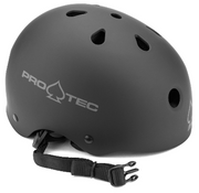 Protec Classic Helmet Black/Medium (21.5