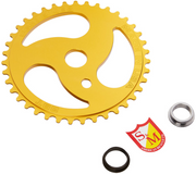 S&M Chain Saw Sprocket Gold / 30T