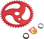 S&M Chain Saw Sprocket Red / 30T
