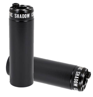 Shadow Little Ones Pegs in Black at Albe's BMX Bike Shop