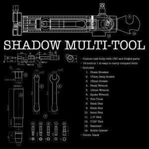 Shadow Multi-Tool