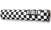 Stolen Fast Times Bar Pad Black/White Checkered
