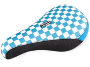 Stolen Kush Fast Times Pivotal Seat Blue/White Checkered