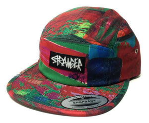 STRANGER TOMORROW CAMPER HAT