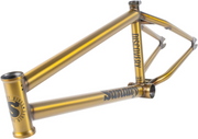 "Sunday Discovery Frame Matte Trans Gold / 20.75"" Top Tube"