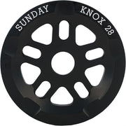 SUNDAY KNOX SPROCKET 28t/Black