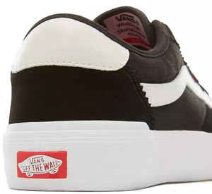 VANS CHIMA PRO 2 SHOES BLK/WHT