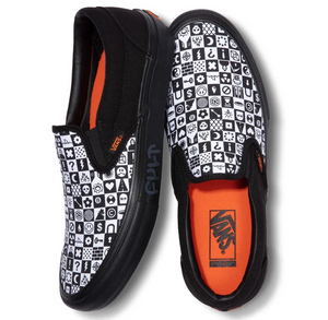 Cult x Vans Slip On Pro Shoes