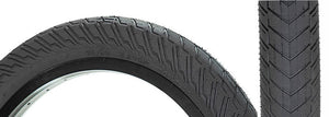 Volume Bikes Vader Tire in Black at Albe's BMX Bike Shop
