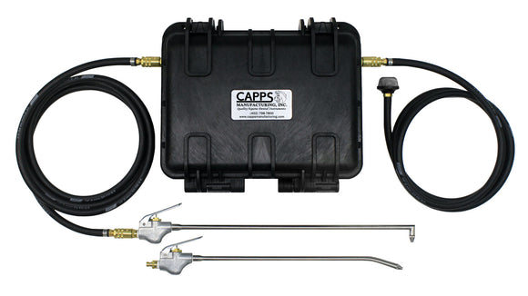 Capps Battery Powered Irrigation System