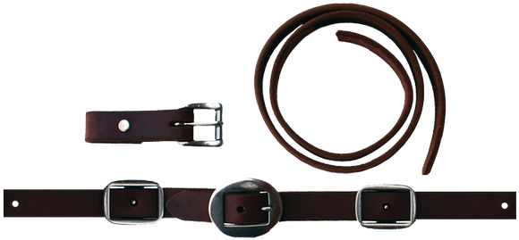 Replacement Leather Strap Set for the Capps Full Mouth Speculum