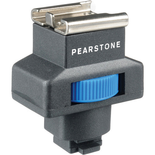 Pearstone CSA-II Universal Shoe Adapter for Canon Camcorders with Mini Advanced Shoe