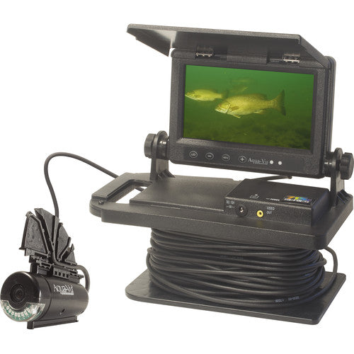 Aqua-Vu AV 715C Underwater Viewing System with Color Video Camera and 7