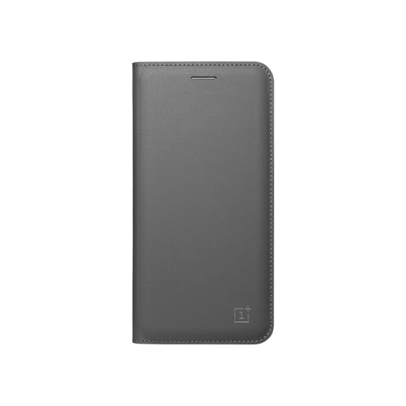 OnePlus 5 Flip Cover Gray