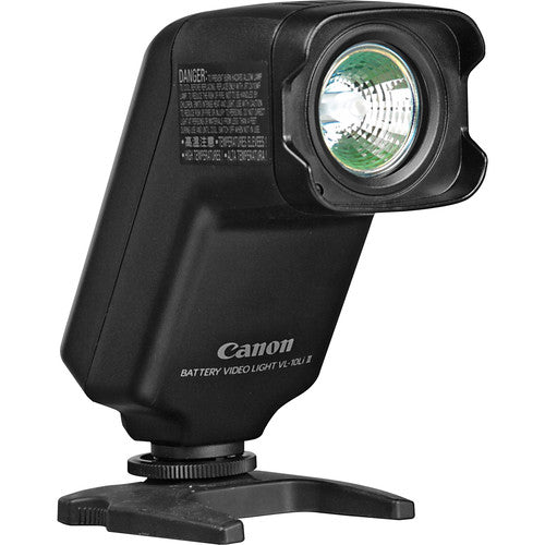 Canon VL-10Li II On Camcorder Battery Video Light - 10 Watts, for XH-G1 and XH-A1
