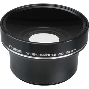 Canon WD-H58 Wide Converter Lens (0.7x)