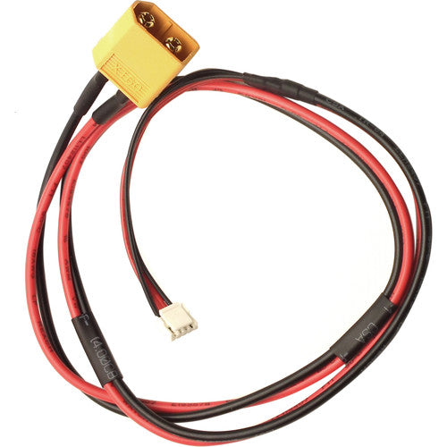 Amimon 4-Pin JST to XT-60 Male Power Cable for CONNEX Air Unit