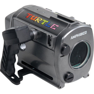 Amphibico Turtle Underwater Video Housing for Sony HDR-CX520 or CX500 Camcorder (Gray)