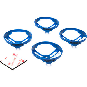 BLADE Propeller Guard for Torrent 110 FPV Drone (Pack of 4, Blue)