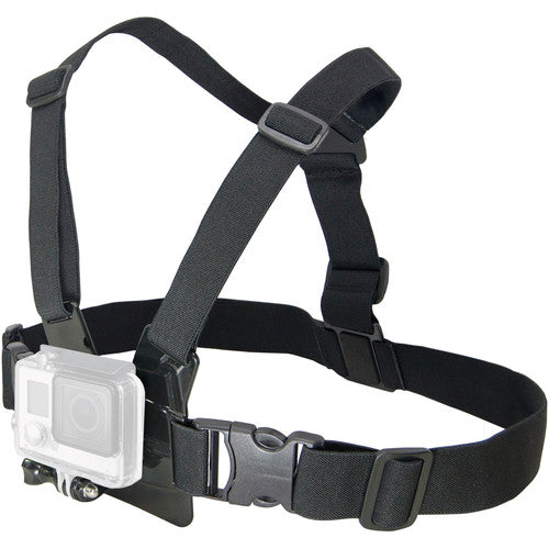 Bower Xtreme Action Series Chest Body Strap for GoPro