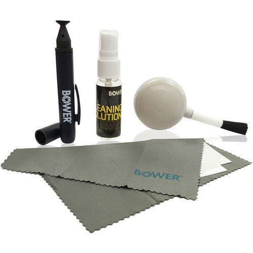Bower Xtreme Action Series 5-Piece Action Camera Cleaning Kit