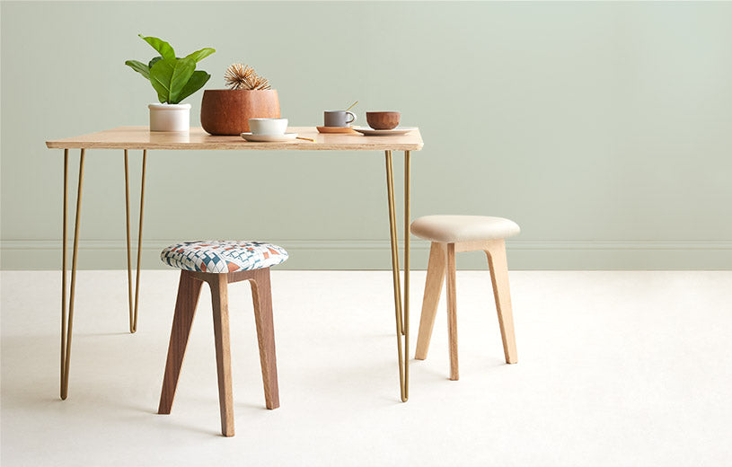 The Usonia™ Collection Dining Stool starting at $168