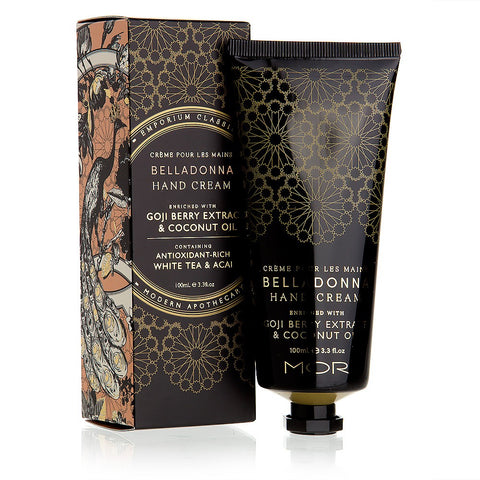 MOR Hand Cream 100ml Belladonna