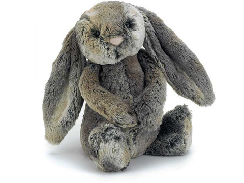 JELLYCAT BASHFUL MED COTTONTAIL BUNNY