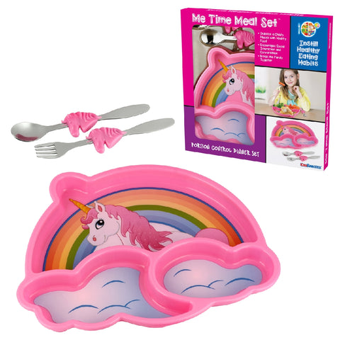UNICORN Meal Time set