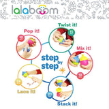 LALABOOM 6PC Beads