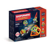 MAGFORMERS Space Wow Set 22