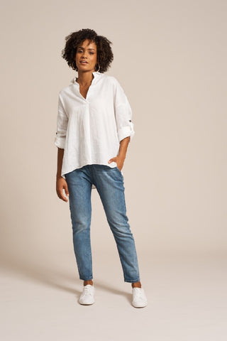 EB/IVE Shirt Jacinda White