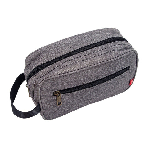 AT -Toiletries Bag Lt Grey