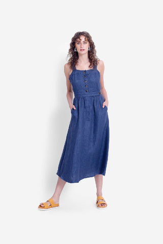 Elk Dress Adia Denim 10