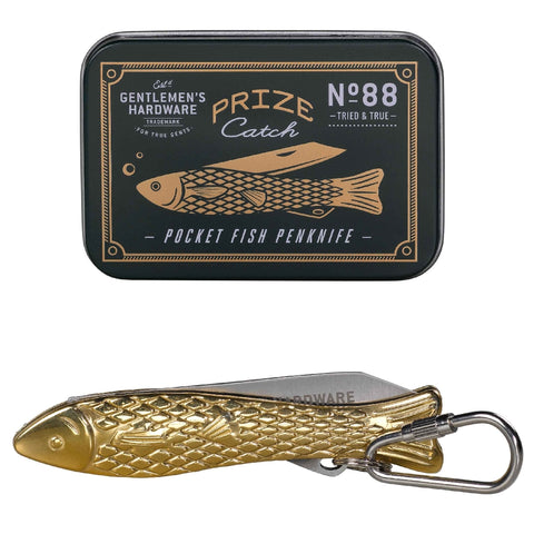 GENTLEMENS HARDWARE Fish Penknife