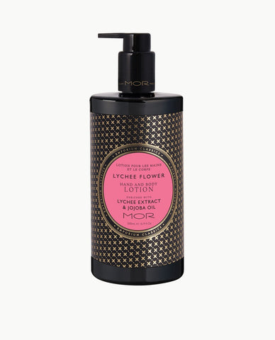 MOR HAND&BODY LOTION LYCHEE 500ML