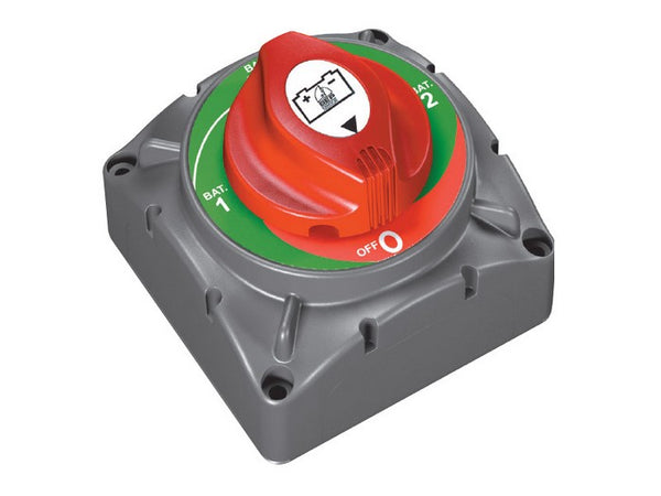 Switch Battery Selector Small 200AMP
