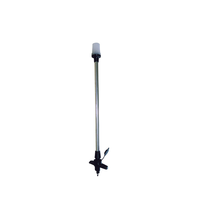 12V Incandescent Removable Anchor Riding Light 610mm Height