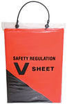 Safety V-Sheet