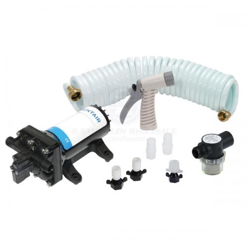 Deck Washdown Kit - Shurflo