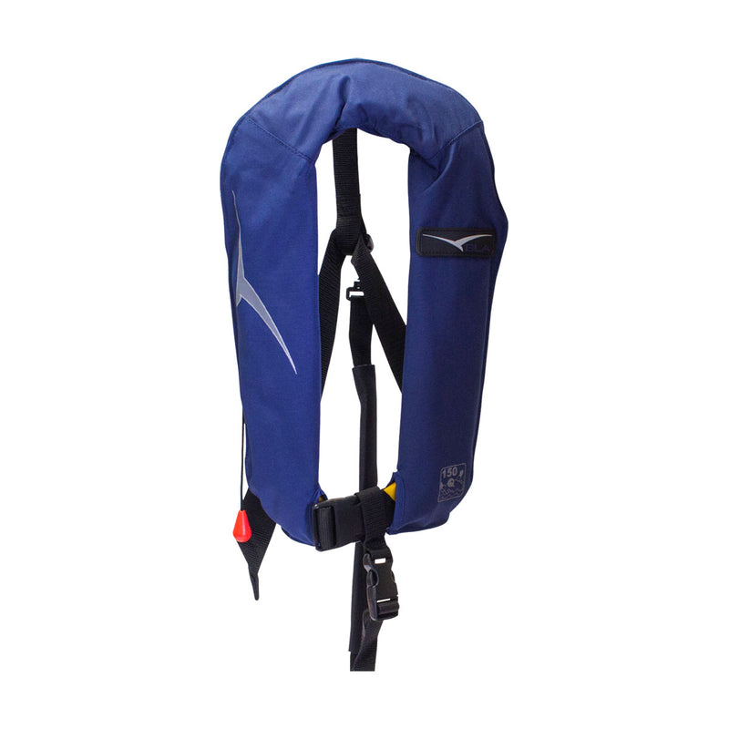 Navy Inflatable PFD Adult – Auto Level 150