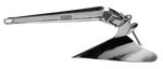 Haines Hunter, Viper Pro Series Polished Stainless Steel Plough Anchor