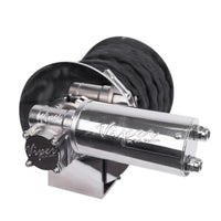 "Haines Hunter, Viper ""S"" Series RAPID 1000W All Stainless Winch Bundle (75m Rope & Chain Kit)"