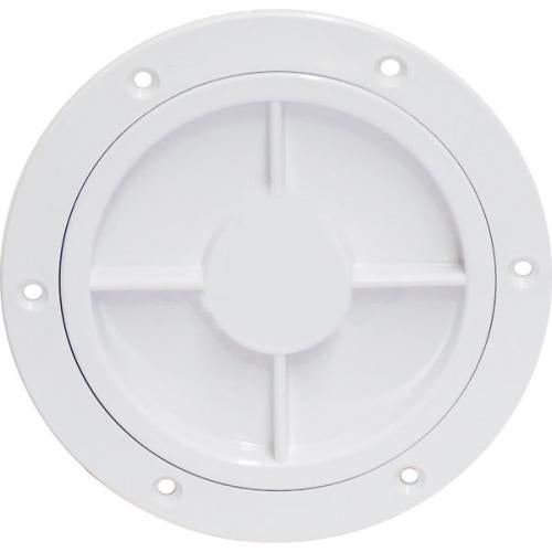 Round Inspection port hatch - 4""