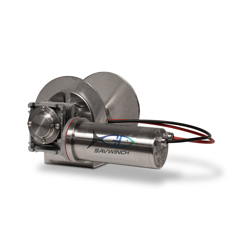 Savwinch 450 SS Drum Anchor Winch