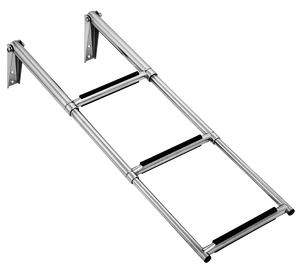 Haines Hunter, 3 Stage S/S Telescopic Boarding Ladder