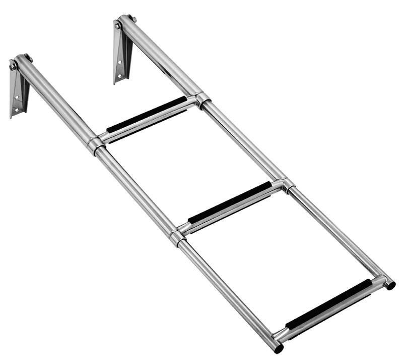 Telescopic Boarding Ladder - 3 Stage step