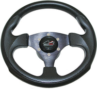 Zeta Carbon Sports Steer Wheel 300mm