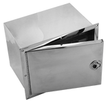Haines Hunter, Viper Pro Series Stainless Steel Tackle Storage Locker